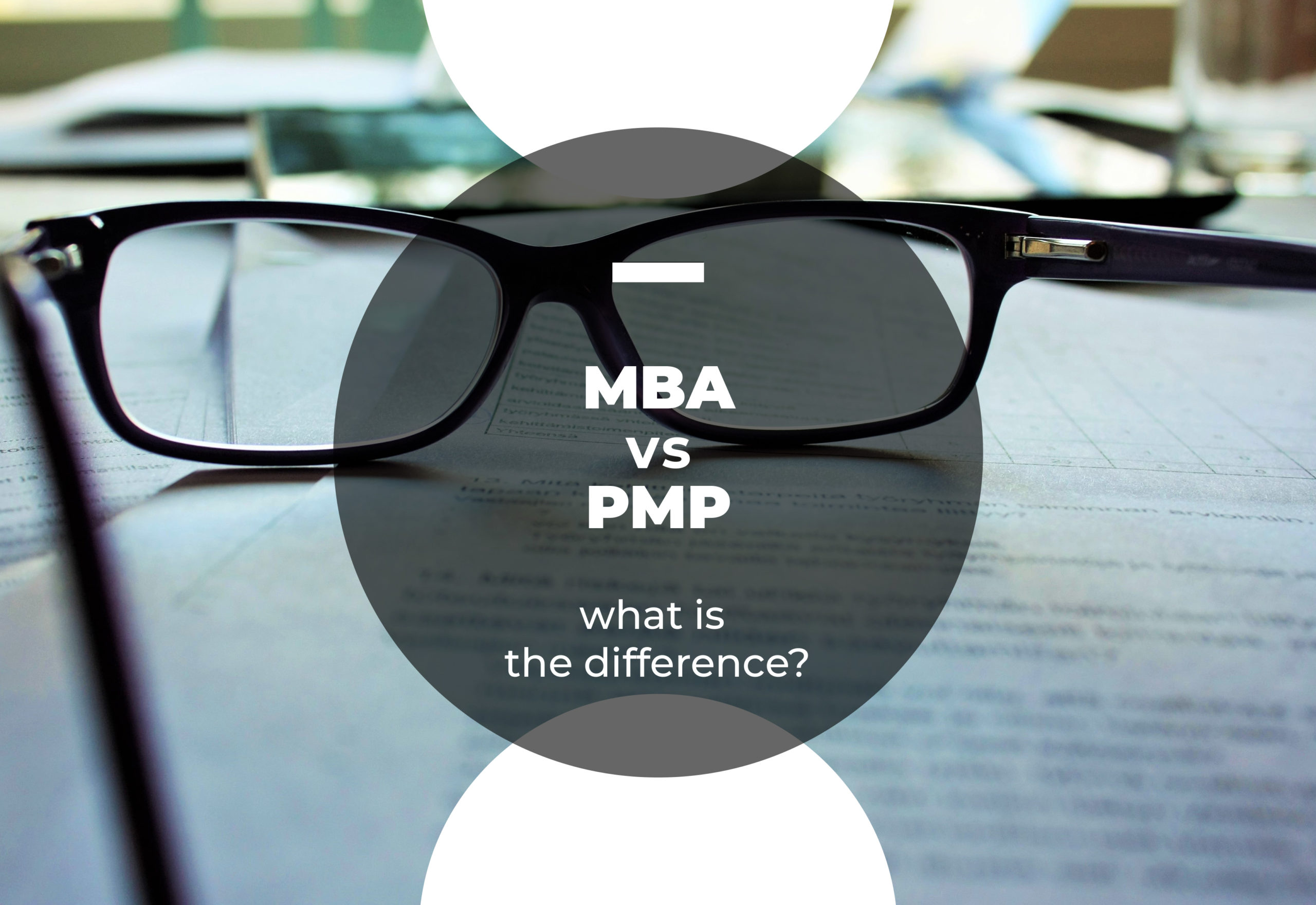 MBA and PMP
